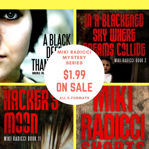 miki radicci mystery series